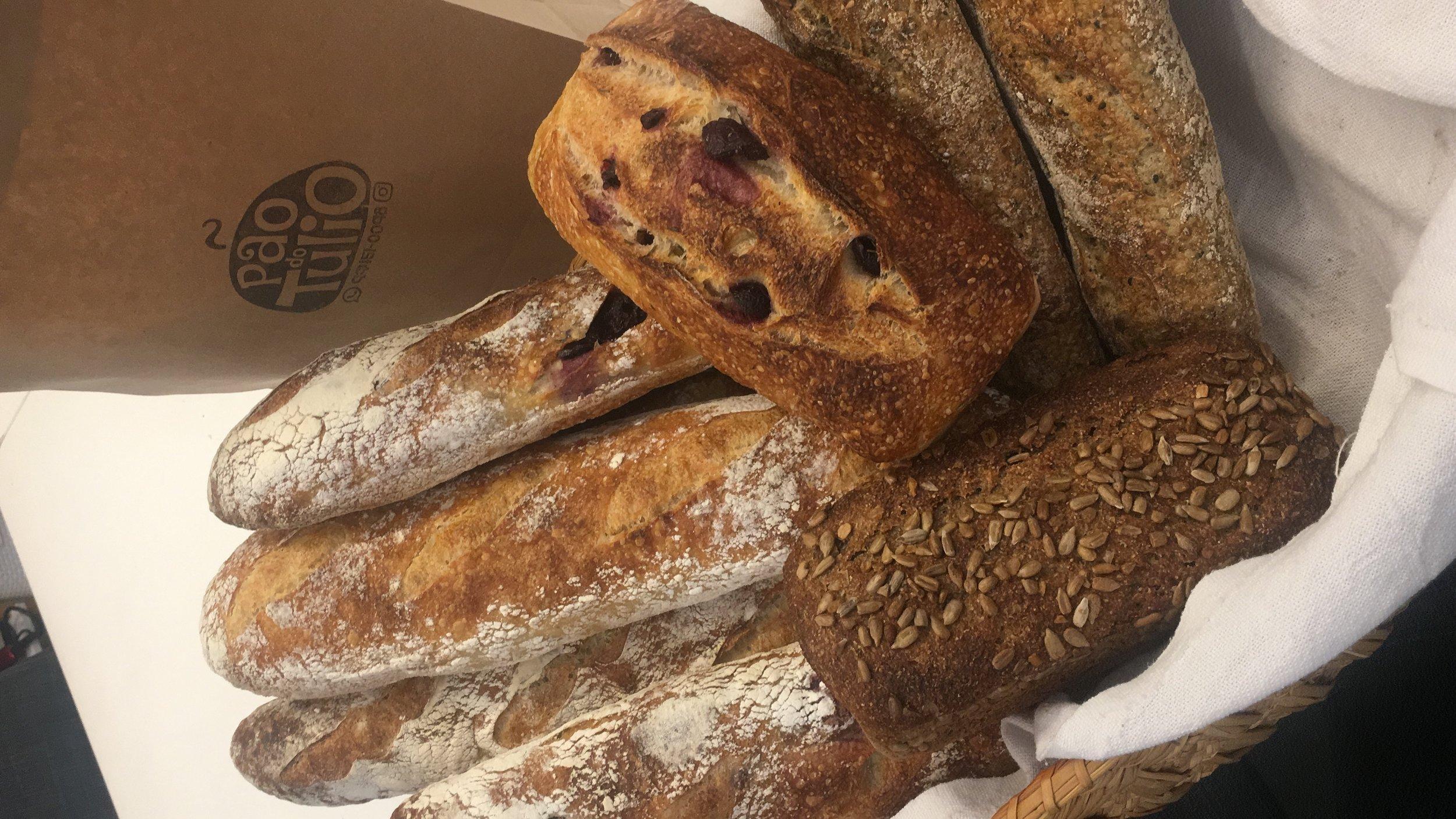 Pão do Tulio
