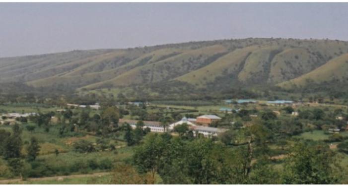 Area identified by the Kyabirukwa Congregation for reforestation.