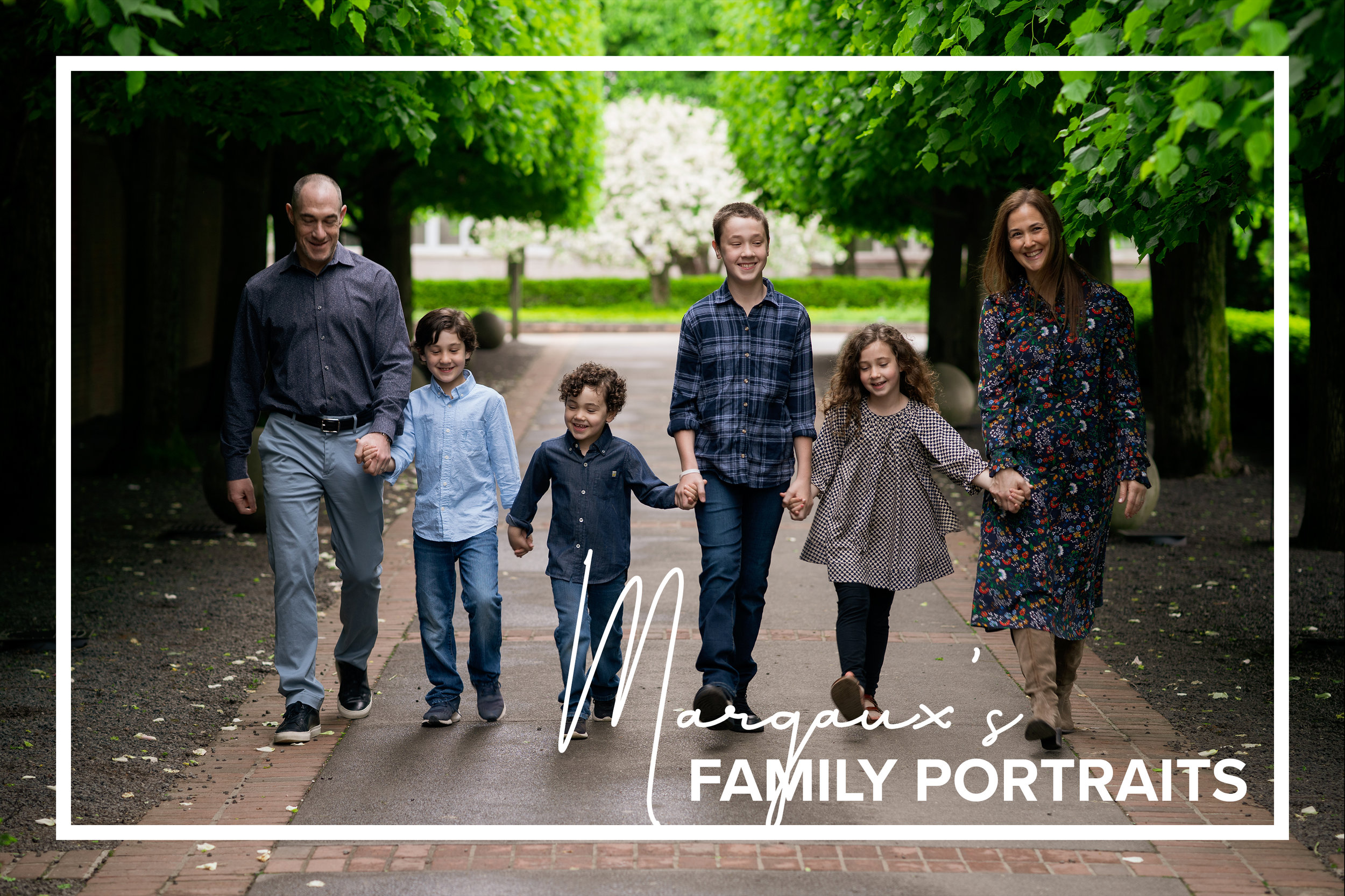 Margaux's Family Photos