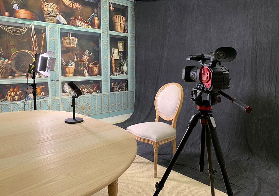 Multimedia Recording Studio
