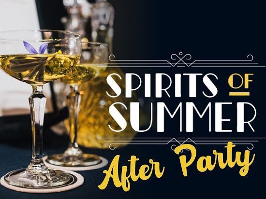 Following #SpiritsofSummer, join us on the roof of @downtownsportingclub for an After Party!  Drink Special: Punch Pouches for $8* *You must be wearing your Spirits of Summer wristband to get the drink special.