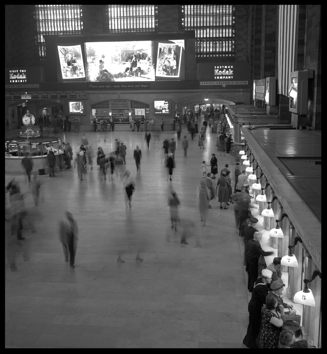 Grand Central Station c.1960