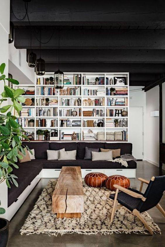 Le noir en décoration_pour mettre en valeur l'agencement de votre pièce_miluQi Studio_Décoration et Architecture Intérieur à Montpellier
