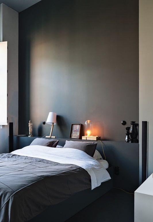 Le noir en décoration_pour structurer votre espace_miluQi Studio_Décoration et Architecture Intérieur à Montpellier