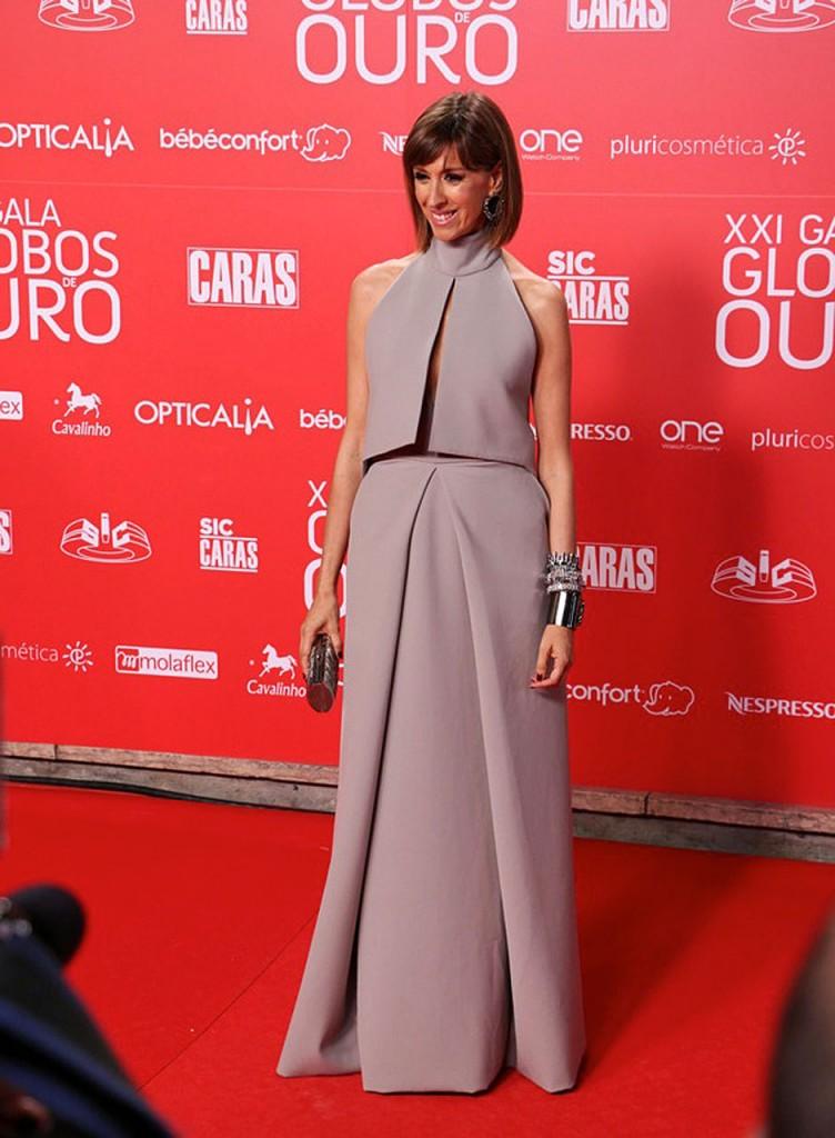 Ana Marques, Globos Ouro,  Maio 2016