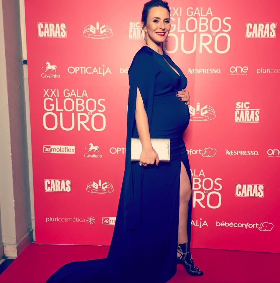 Sofia Cerveira, Globos Ouro, Maio 2016