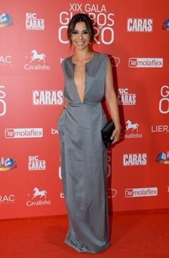 Teresa Tavares, Globos Ouro, Maio 2014