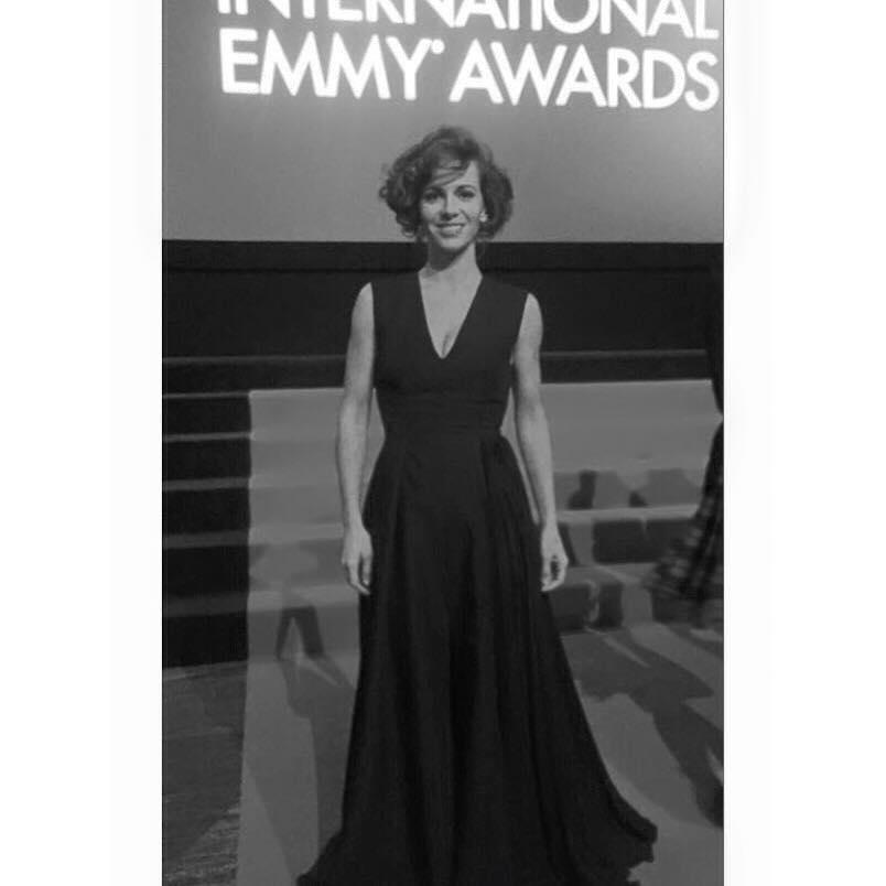 Susana Arrais, International Grammy Awards, November 2015