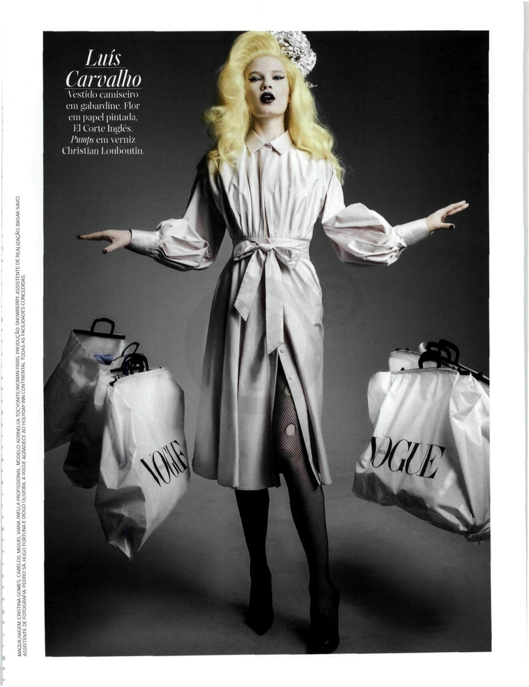 Vogue Portugal, Novembro 2016