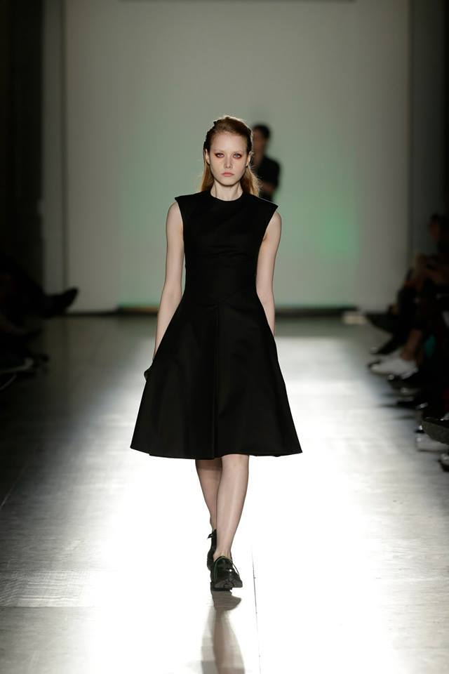 Little black Dress   One available size 36. Original Price 333€ | Discount Price 166,50€ Ref. LCFW1515