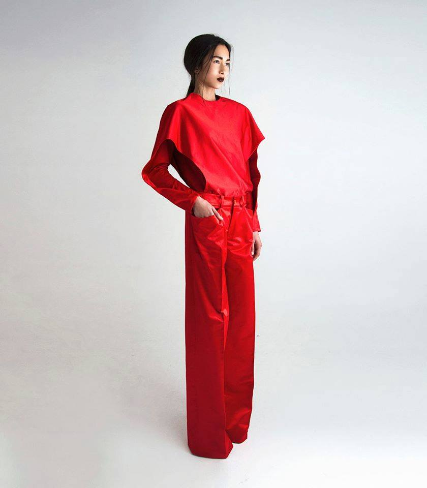 Red Pants   One size available 36. Original Price 150€ | Discount Price 60€ Ref. LCFW1414