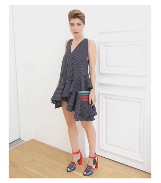 Raquel Strada, Showcase Moda Paris, Junho 2017