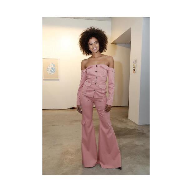 Ana Sofia Martins, L'Agence Go Top Model, Novembro 2017