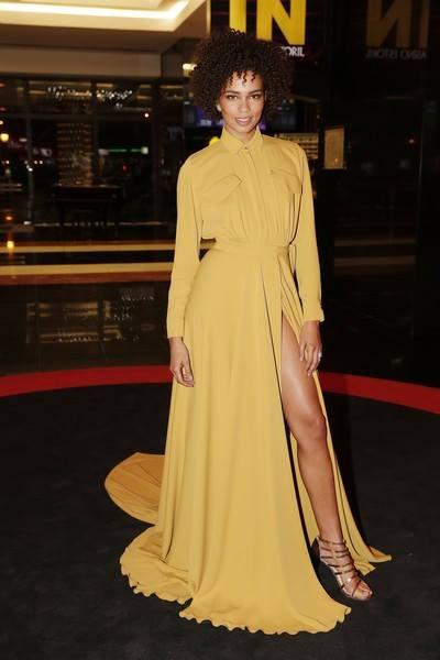 Ana Sofia Martins, Gala TVI, Dezembro 2017