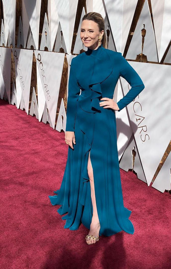 Sofia Cerveira, 90th Oscars Ceremony, Março 2018