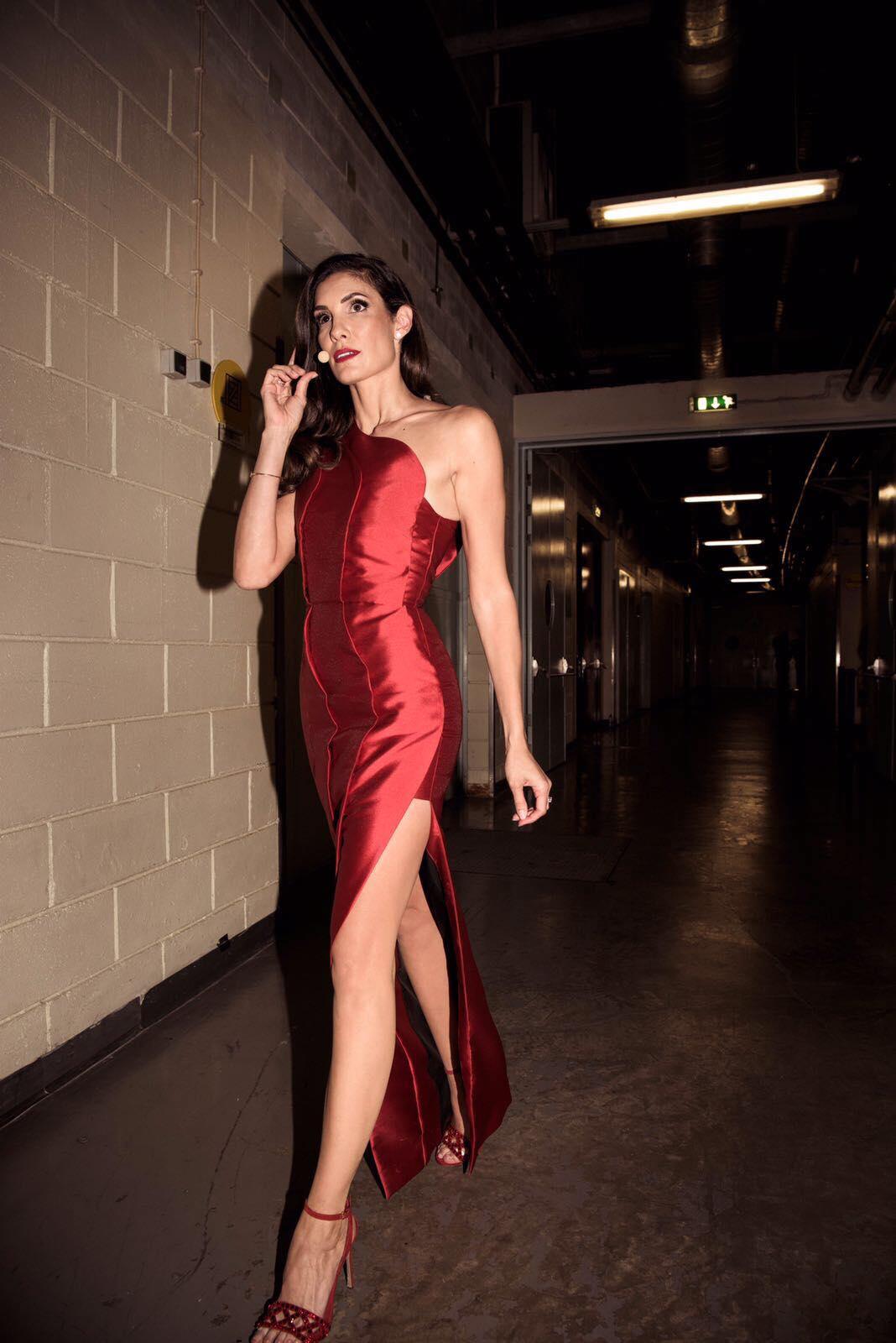 Daniela Ruth, Eurovision Song Contest, Maio 2018