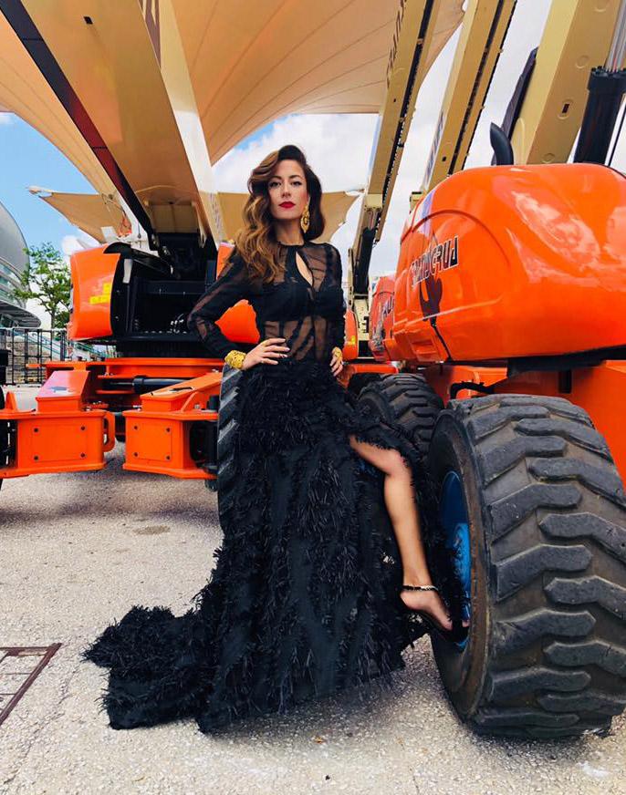 Ana Moura, Eurovision Song Contest, Maio 2018