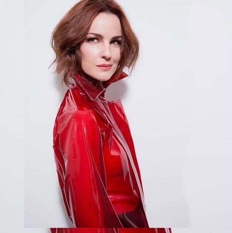 Carolina Kasting, Fevereiro 2019