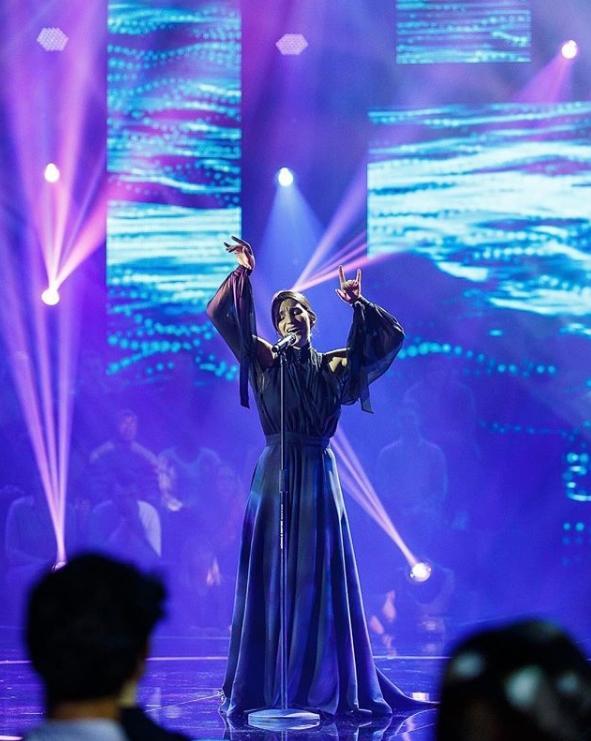 Ana Cláudia, Festival Portugal Eurovisão, Fevereiro 2019