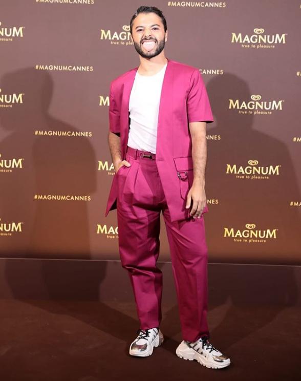 Rui Maria Pêgo, Evento Magnum Cannes, Maio 2019