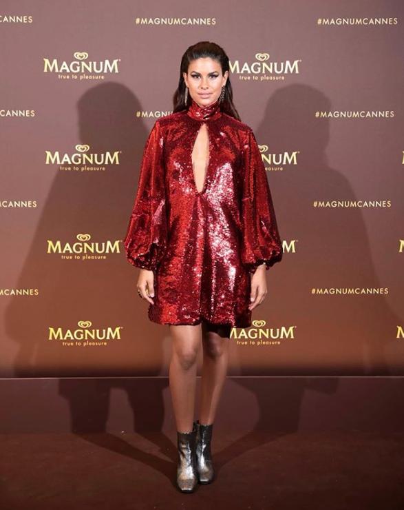 Carolina Loureiro, Evento Magnum Cannes, Maio 2019