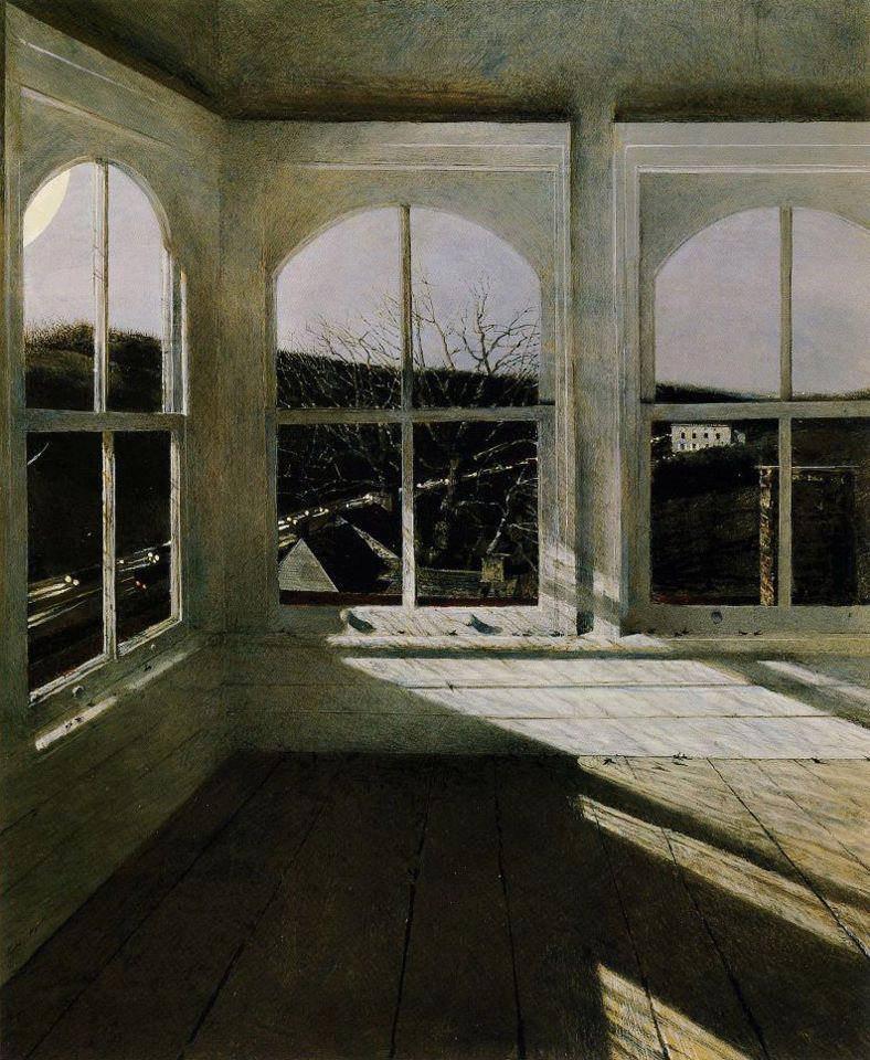 Andrew Wyeth Renfield 1999