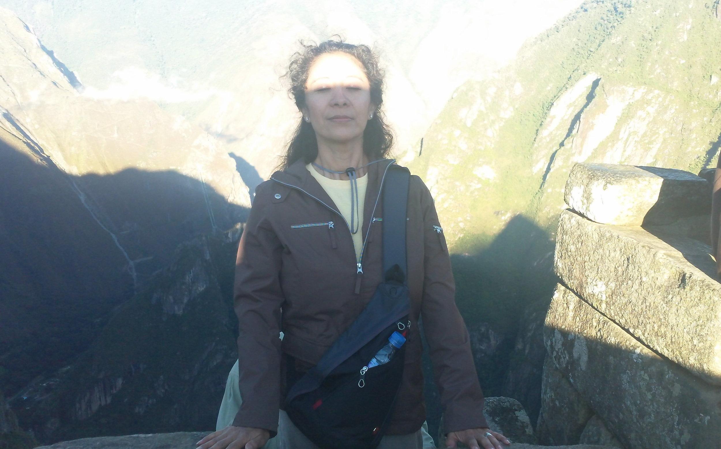 """""""Sun Initiation"""" in Machu Picchu"""