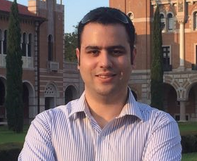 Roozbeh Dehghannasiri - NIH Cancer systems Biology Scholars FellowI'm currently working on gene fusion identification and splice site degeneracy.My favorite activity outside of lab is surfingMy favorite circular RNA is ASINC1