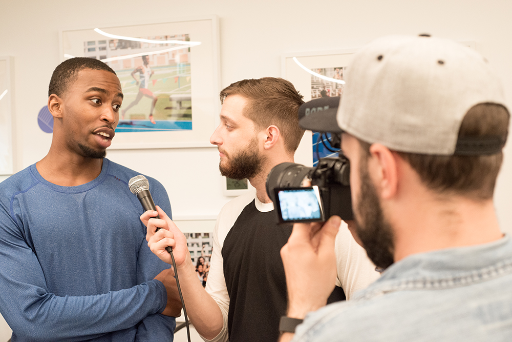 Our media partner Volleyball Source interviews lululemon rep Nate Virgo at the Premier League Draft.