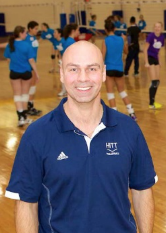 Carsten Stanjeck of HITT Volleyball