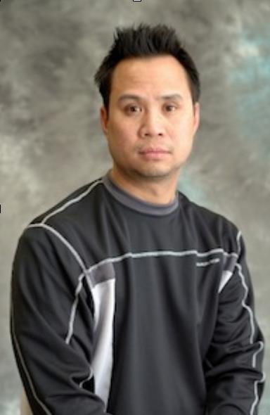 Ernie Tsu of Trolley 5 and HITT Volleyball