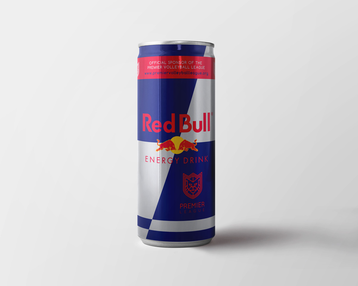 Red Bull Premier League mashup can