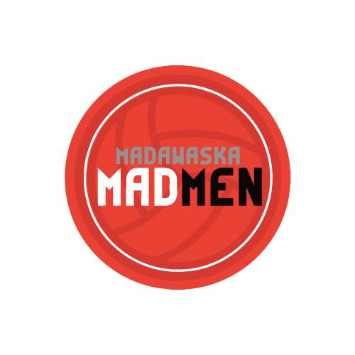 2017-18 Madawaska MadMen Logo