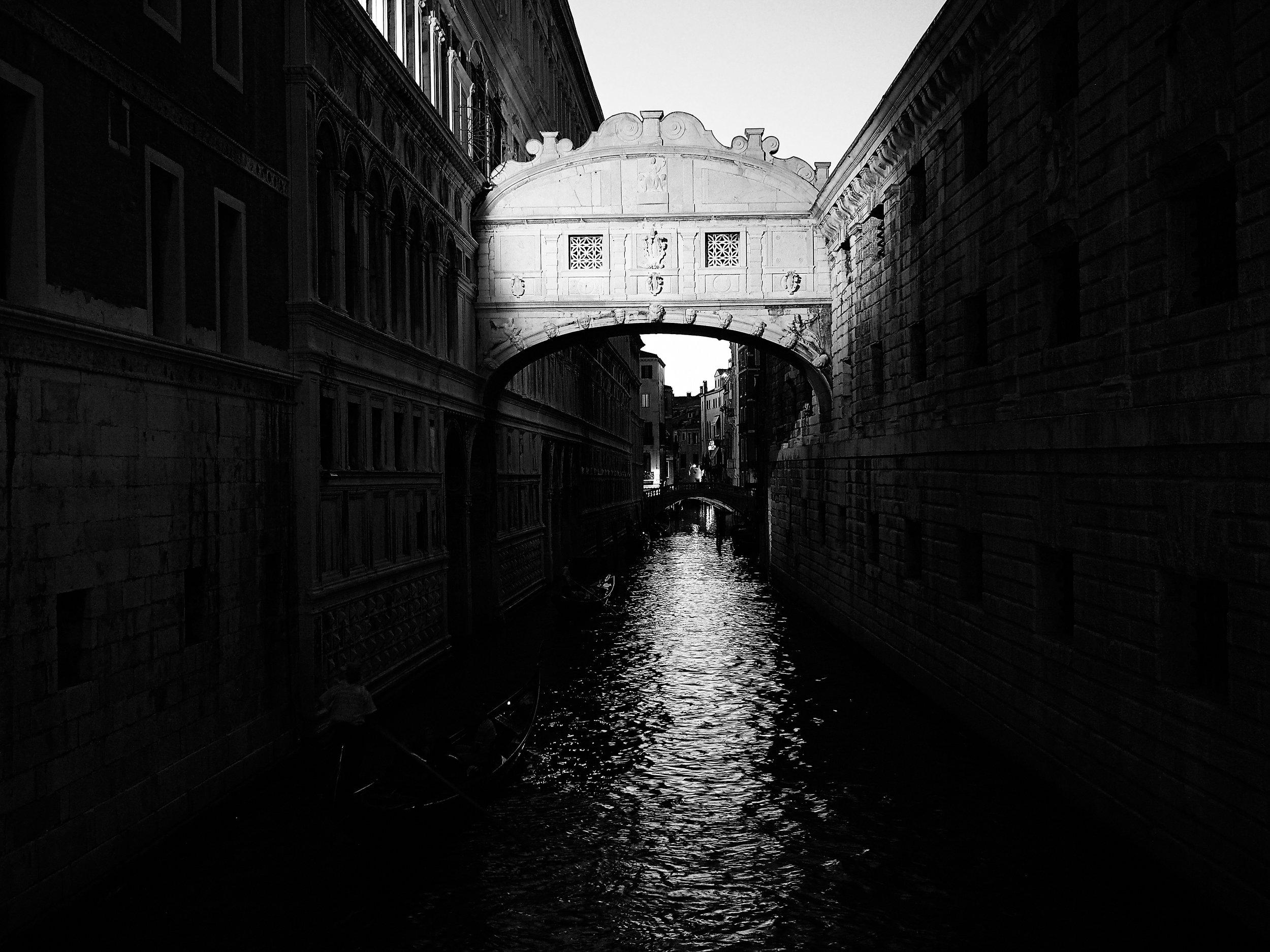 Dark Water, Venice