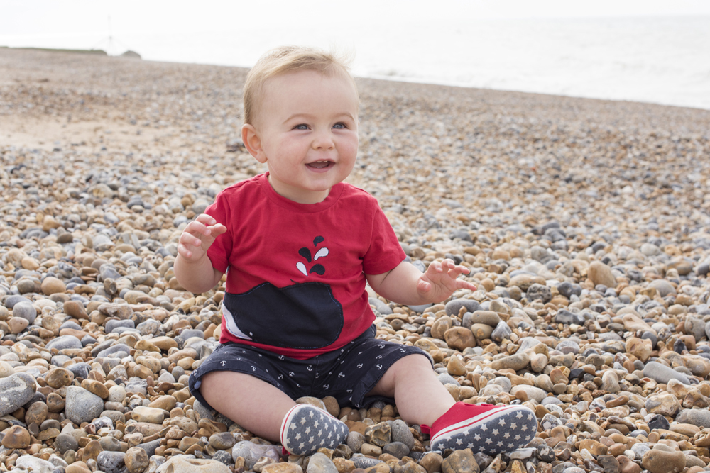 Brighton baby portrait