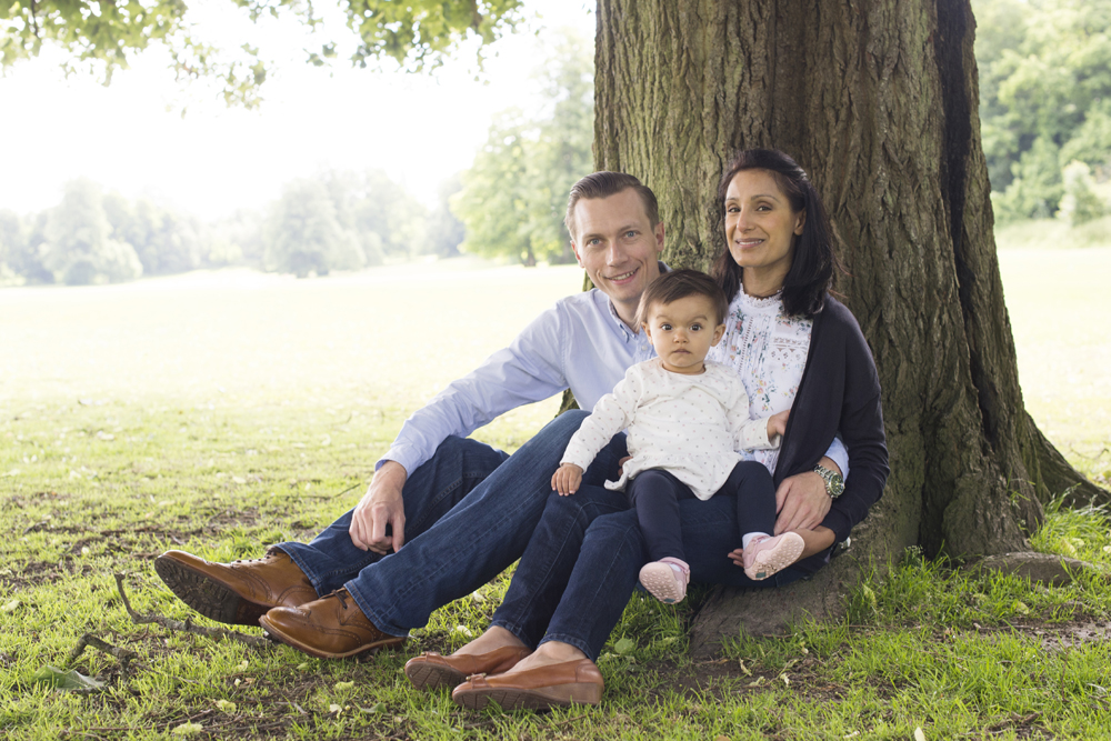 reigate family photography