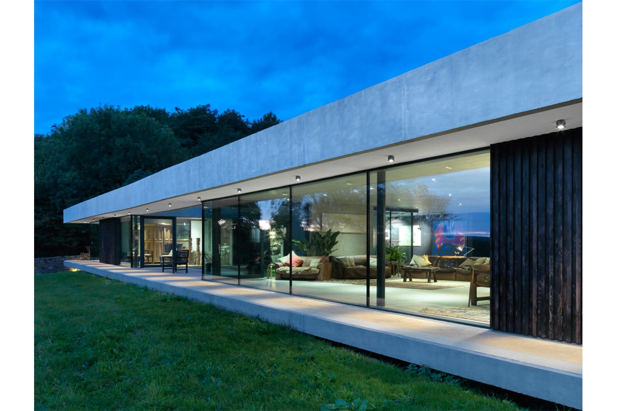 Ibiza Concepts favourite nomination for this years RIBA Stirling Award.    Awesome design by Loyn & Co Architects.