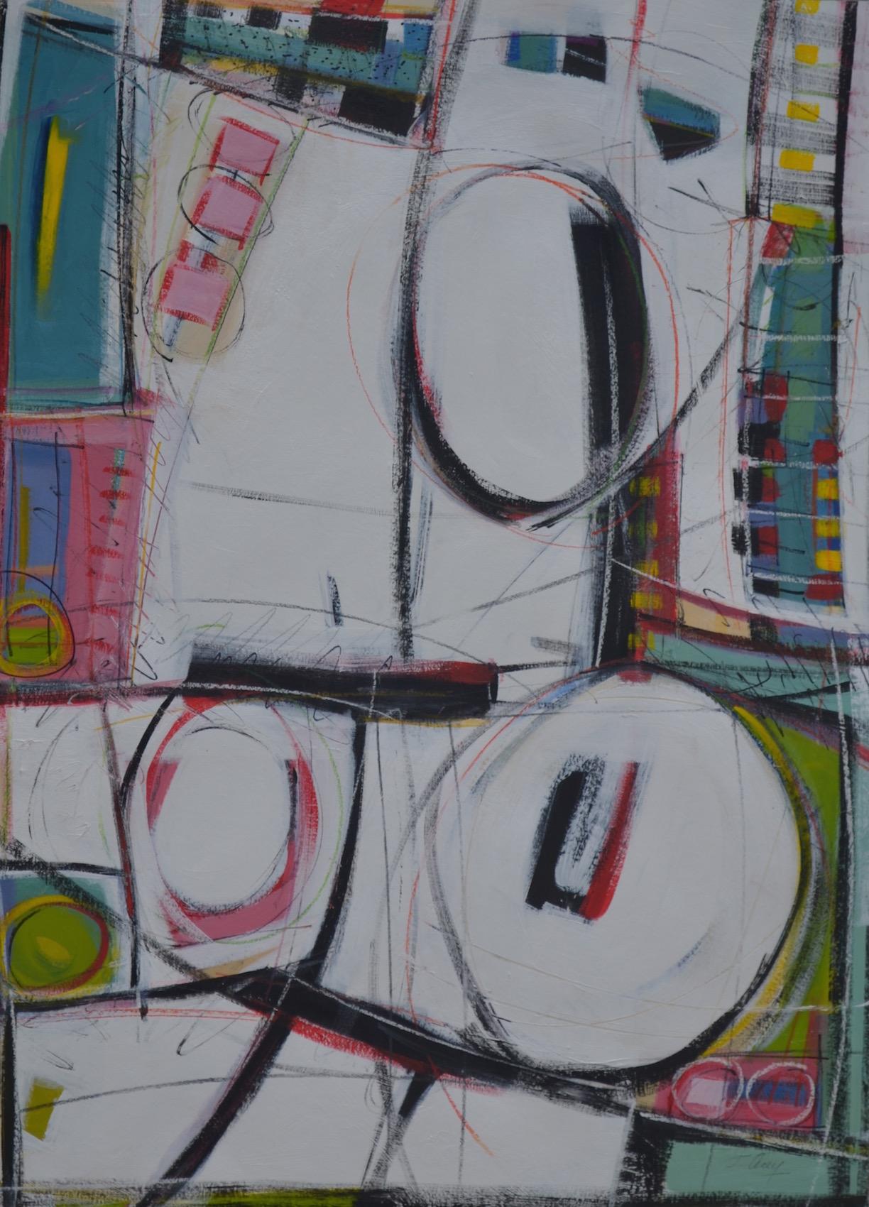 """Swing"" [improvisation] No. 4, 2017"