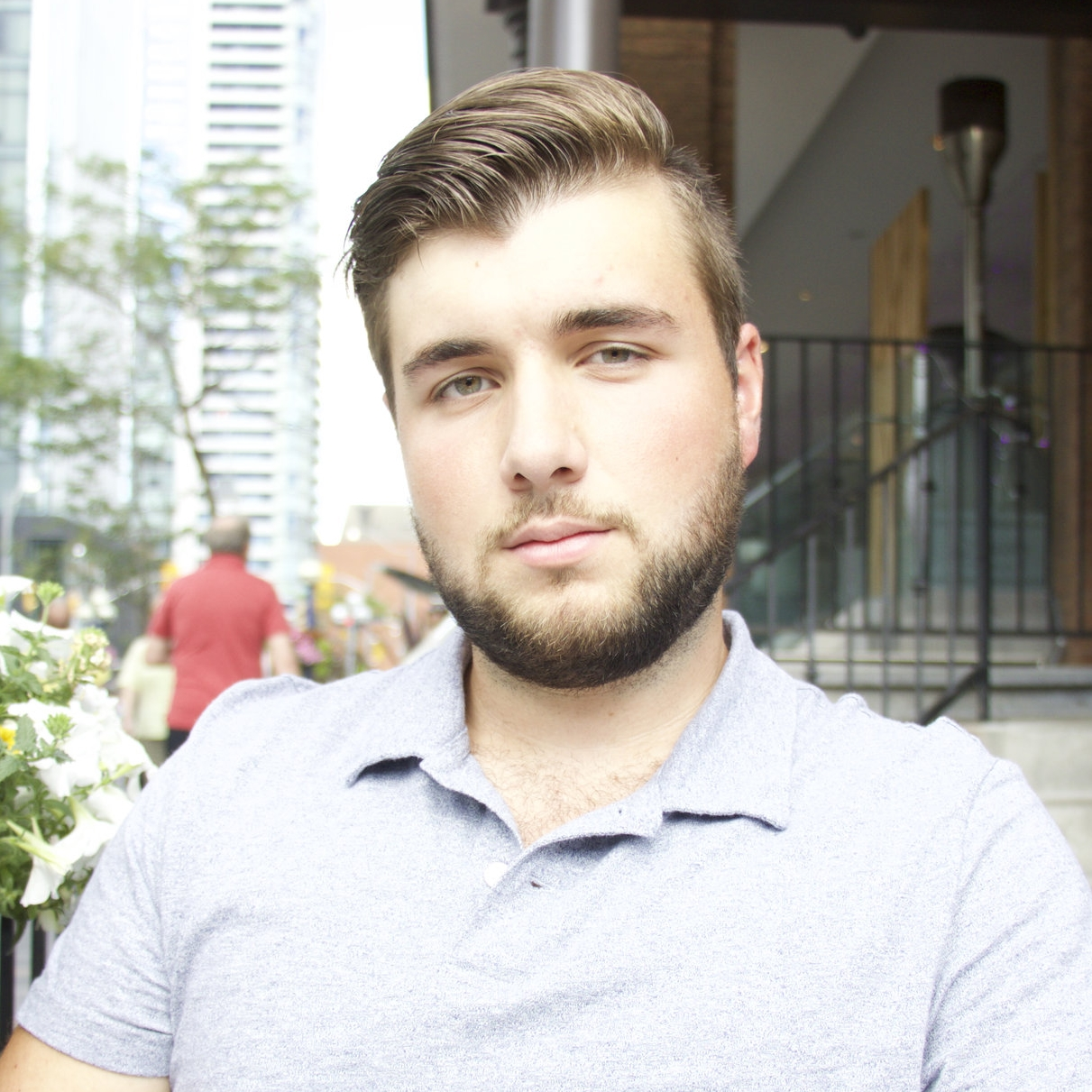 Darren Cabral  -Social media marketing expert, entrepreneur, blogger, and CEO of Suits Social Inc.