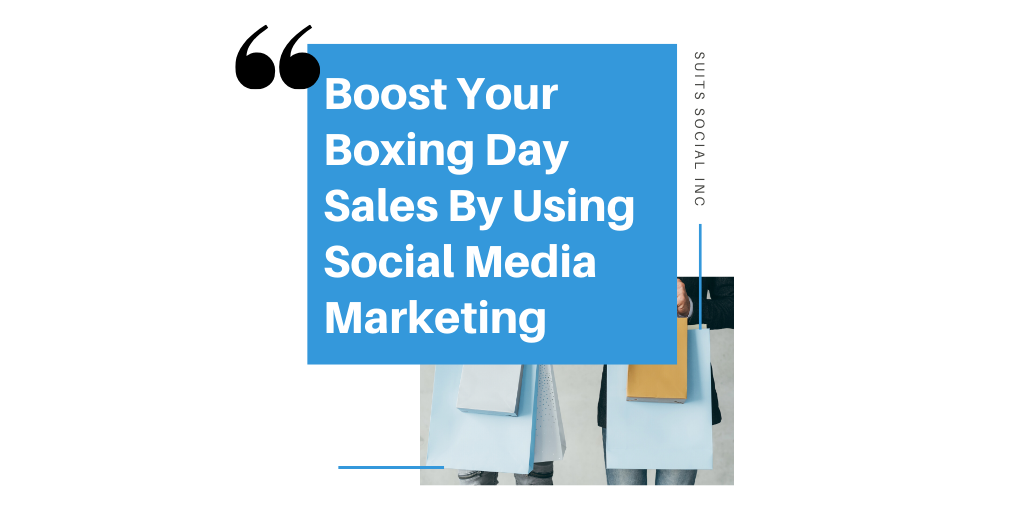 Boxing day is tomorrow! Have you prepared your business for one of the largest and busiest consumer shopping days of the year? If not you still have time! Our very own CEO Darren Cabral explains why you do not have to lower prices on your products/services this boxing day and how to execute boxing day deals effectively by either using value add techniques or price drop strategies to grow your end of year sales greater than the previous year.