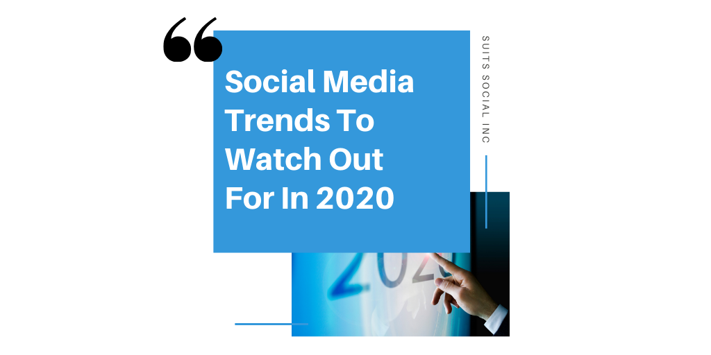 Your business finally made it through the holiday season and now we are all approaching a New Year ahead. The year 2020 has some significant changes they are executing on social media platforms! To find out the five fundamental new trends in 2020 read below. Your business will not want to miss out on utilizing these new and improved tools to expand your social media reach.