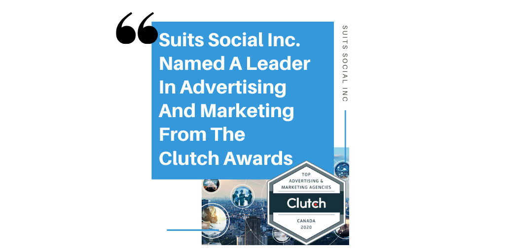Suits Social Inc. has recently been named a leader in advertising and marketing from the Clutch Awards! Read our blog to know what our agency consists of and how we can help your business grow to its maximum potential!