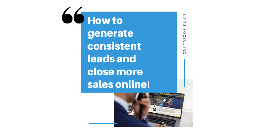 Tired of losing sales? Not getting the attention you want? Your marketing budget is not getting you what it used to? We've all been there, and it's frustrating as hell! That's why we've partnered up with Grant Cardone Canada to bring you a FREE live webinar to train you on how to gain more leads! Read our blog to learn how you can register today!