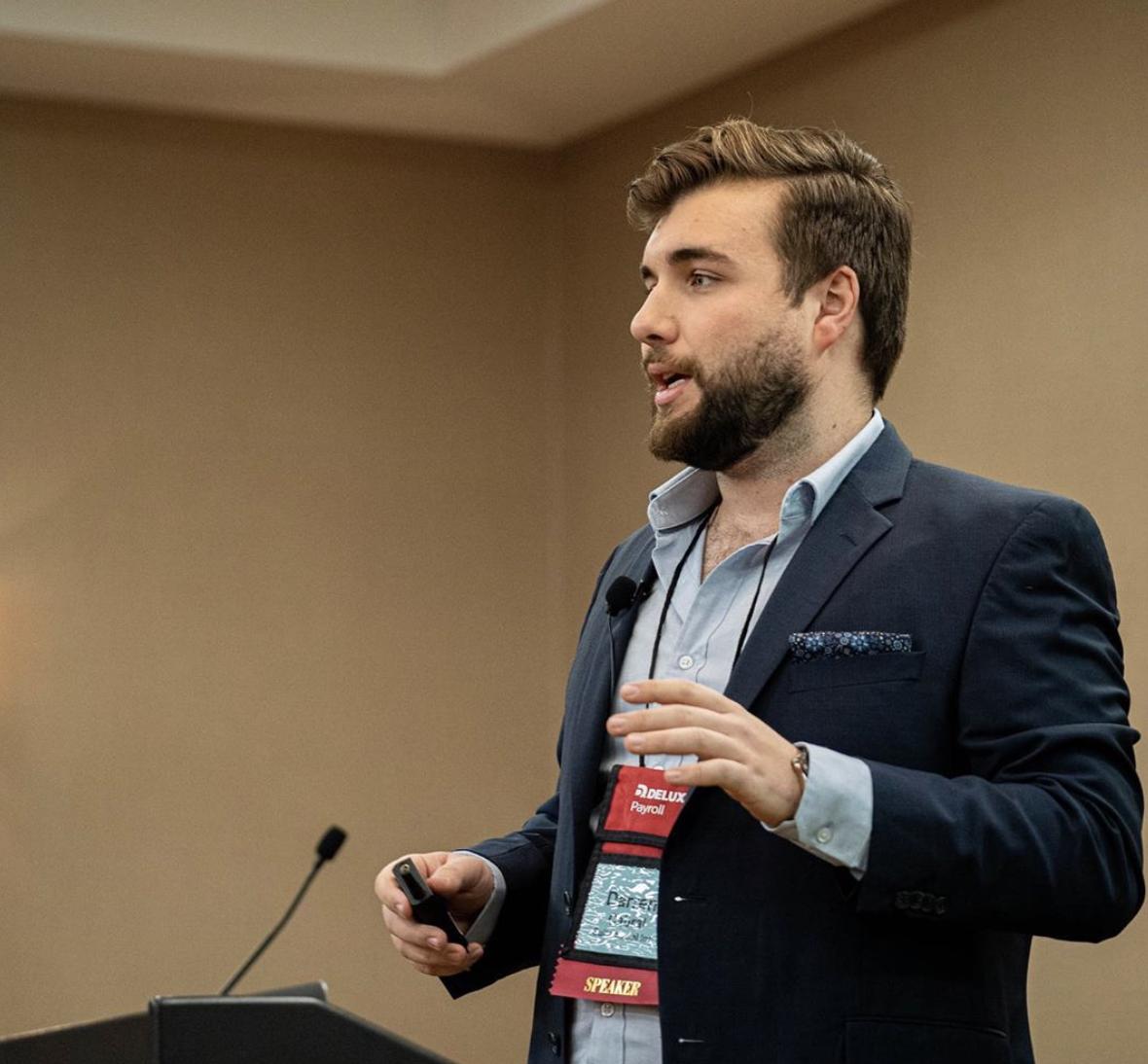 CEO of Suits Social - Darren Cabral