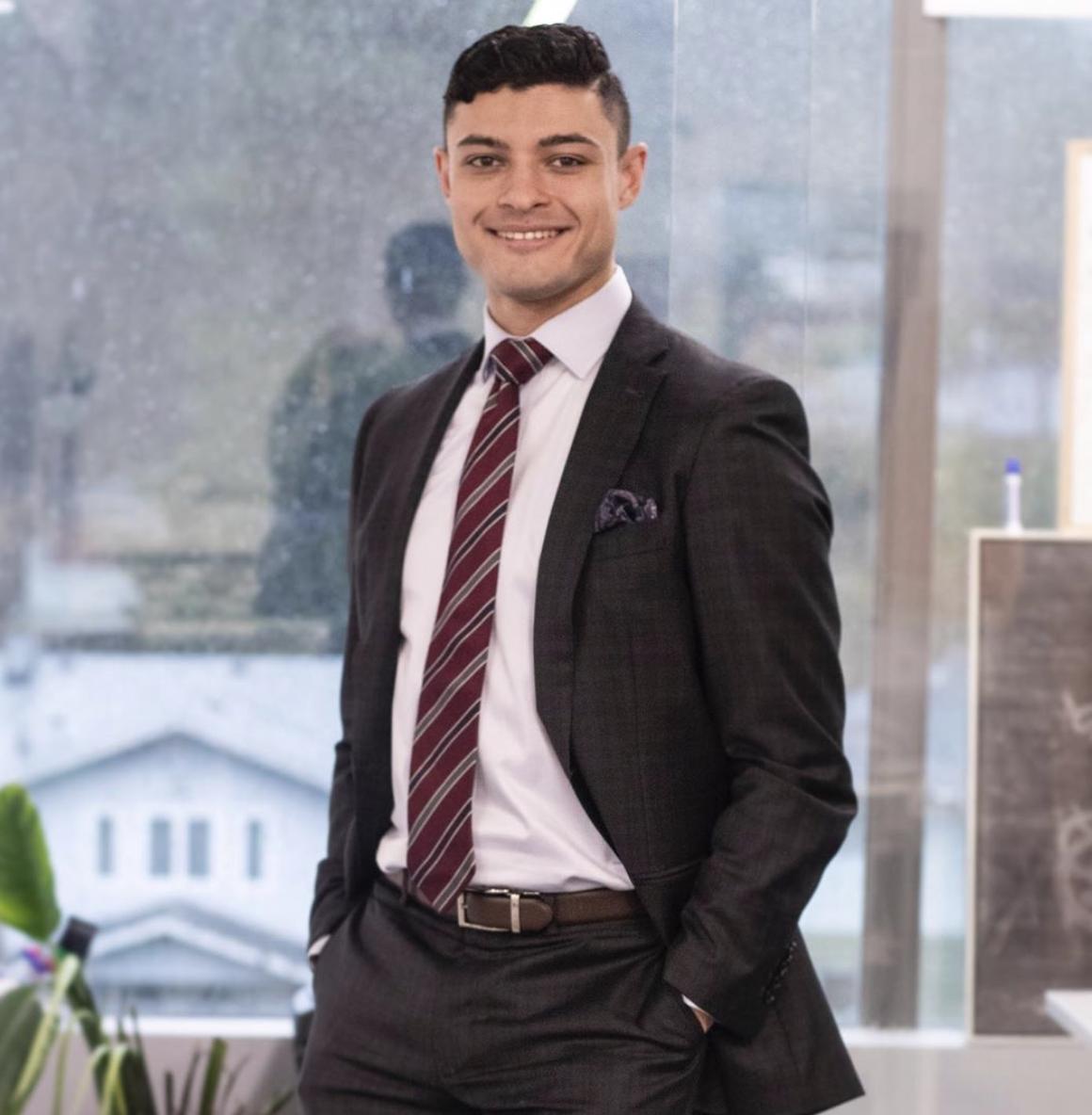 Director of Sales for Grant Cardone Canada - Morgan Walls