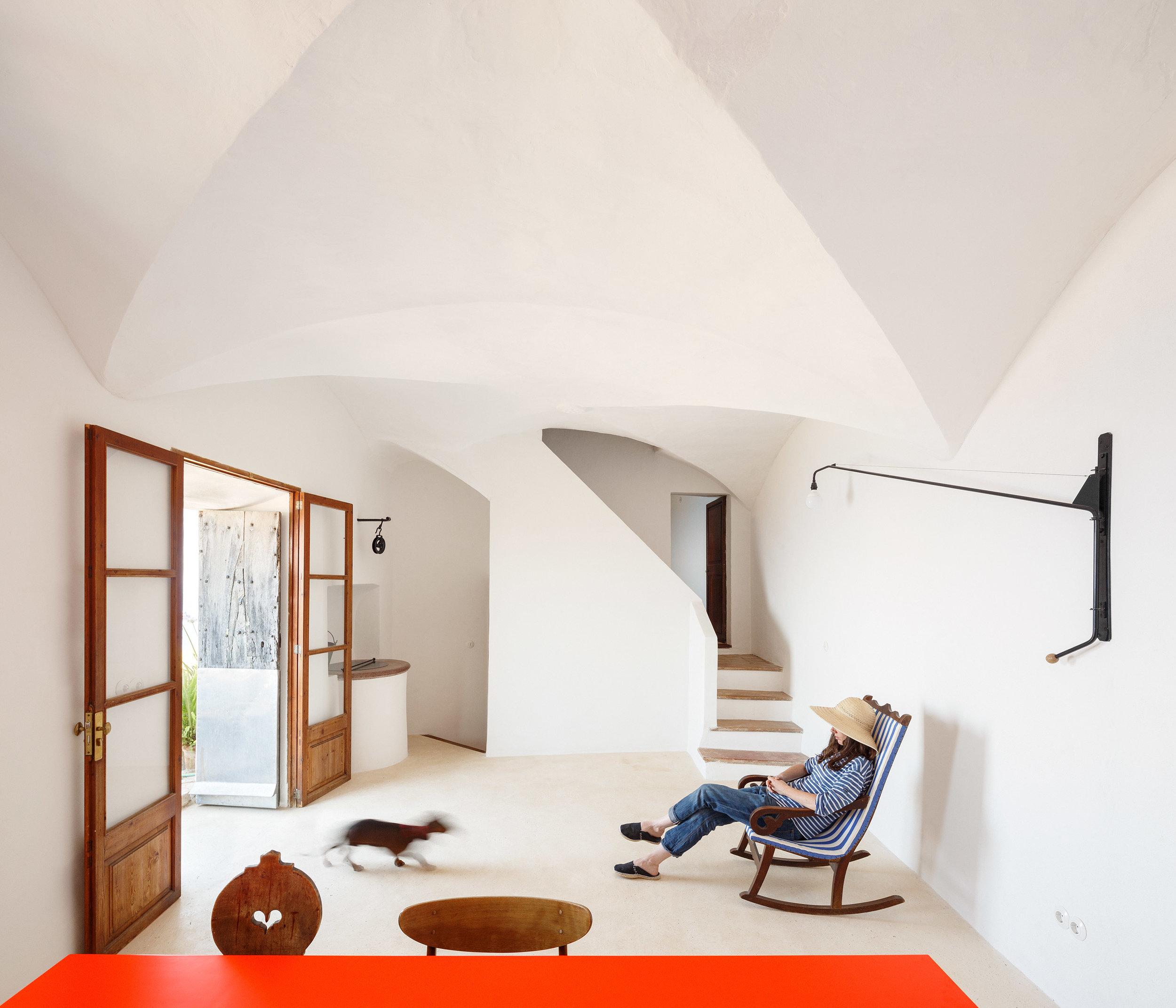 Ca'n Rei Banyalbufar, Mallorca House renovation