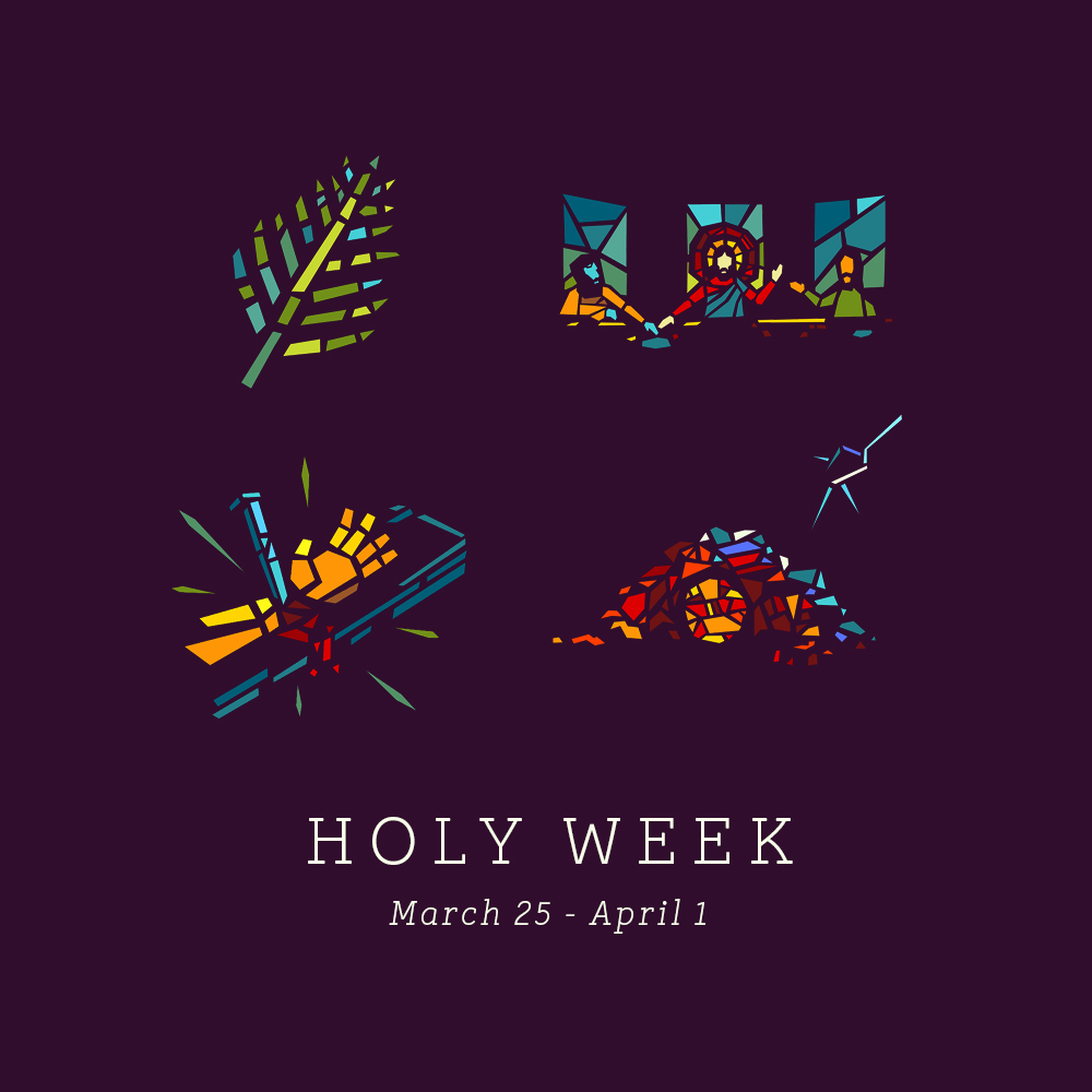 We are excited to celebrate Holy Week at Sojourn Spring Branch! Depending on church background, some may or may not be familiar with the different days we observe during Holy Week. We hope this guide helps give context to the most imporant week in the Christian liturgical calendar. Please join us for as many of these times as you can so we can collectively remember and celebrate God's faithfulness to his people in the life, death and victorious resurrection of Jesus!  As a reminder, Neighborhood Parishes will not formally gather during Holy Week.
