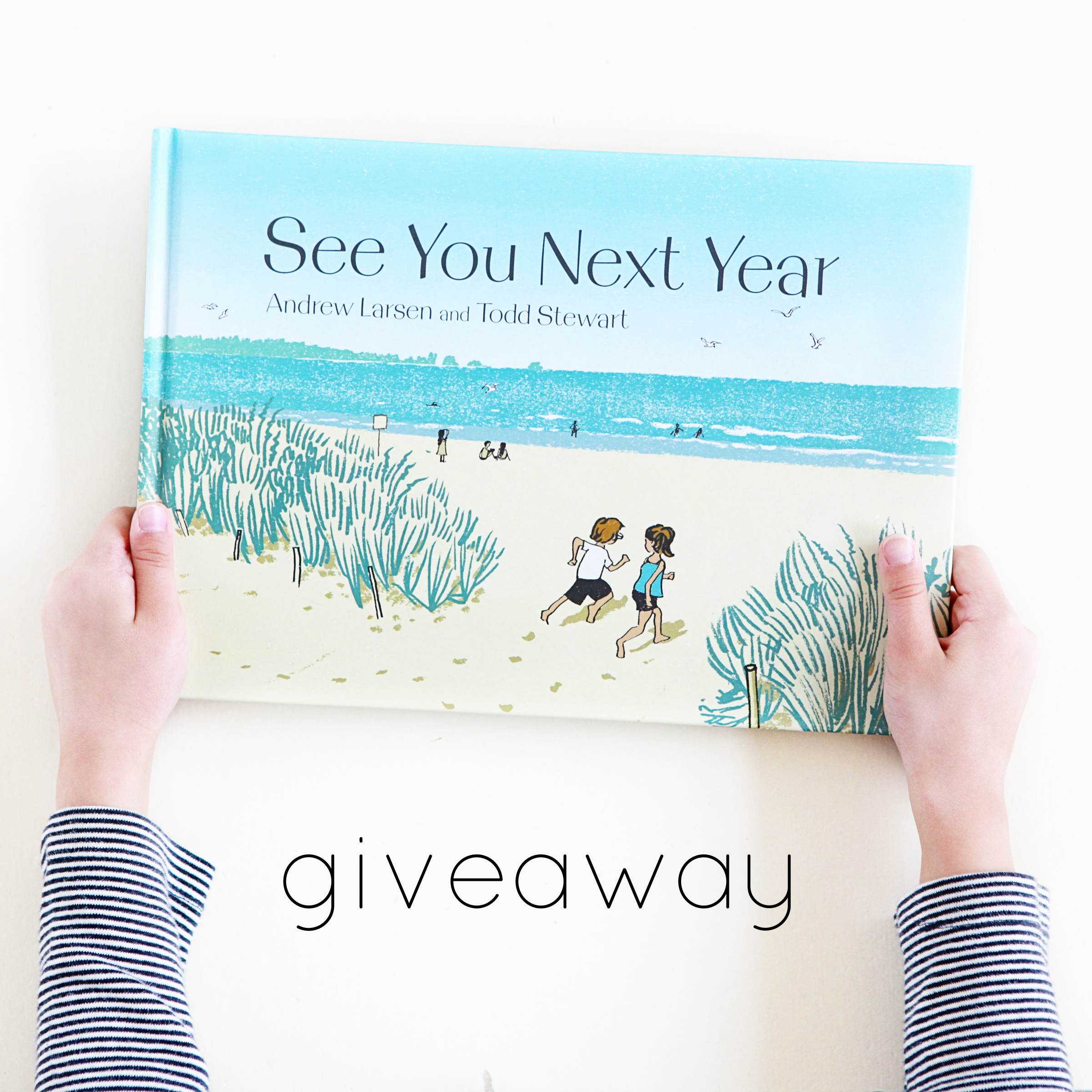See You Next Year Giveaway | Little Lit Book Series