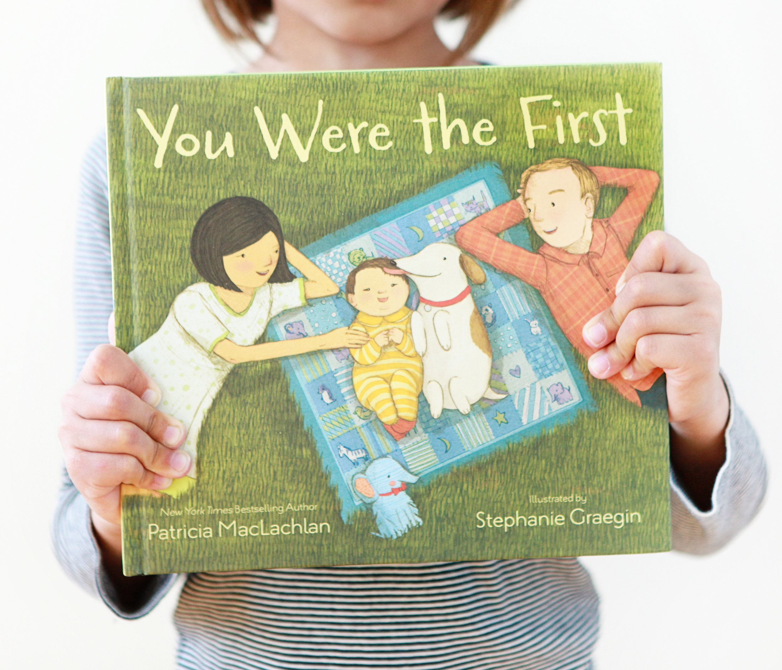 You Were The First | Little Lit Book Series