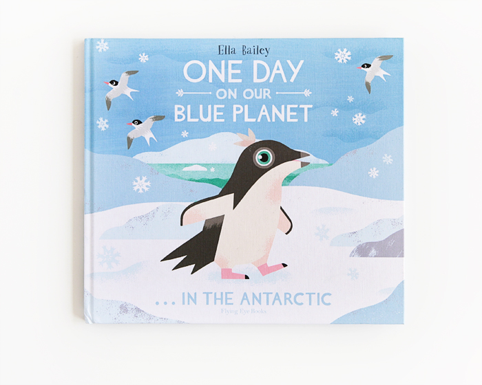 One Day on Our Blue Planet   Little Lit Book Series